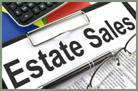estate sales in the villages